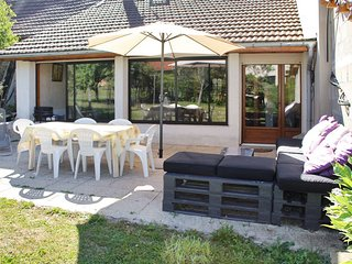 Typical village house in the heart of Bugey (Ain) with 3 bedrooms, garden and mountain views - Saint-Rambert-en-Bugey vacation rentals
