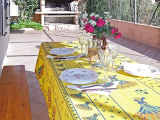 Bright apartment in an enchanting Sardinian village, w/ terrace & BBQ, 5-minute walk from the beach - Santa Maria Navarrese vacation rentals