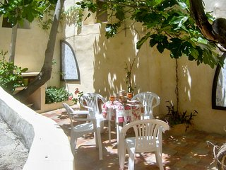 Medieval townhouse in a picturesque village in northwest Murcia, w/ patio & delightful country views - Moratalla vacation rentals