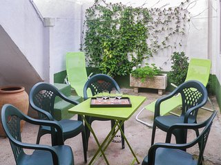 Lovely house in Valencia region w/ 3 bedrooms, garden and terrace – near public pool, bikes included - Polinya de Xuquer vacation rentals
