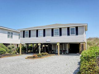 Sea-cret Hideaway Oceanfront, Beach Unit -S - Topsail Beach vacation rentals
