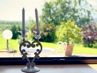 Situation panoramique aux gîtes des Orchidées 2* - Osenbach vacation rentals