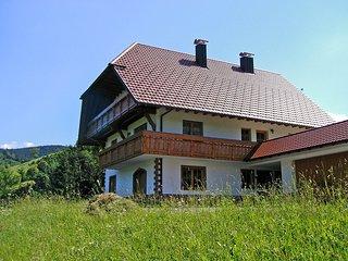 Cozy Condo in Oberharmersbach with Television, sleeps 4 - Oberharmersbach vacation rentals