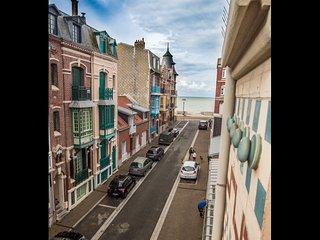 Appartement renové  quartier balneaire 8 pers - Mers Les Bains vacation rentals