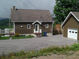 Chalet Julia Saguenay, L'Anse Saint-Jean, Quebec - L'Anse-Saint-Jean vacation rentals