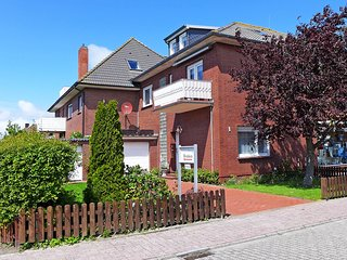 Bright 3 bedroom Apartment in Norddeich with Television - Norddeich vacation rentals