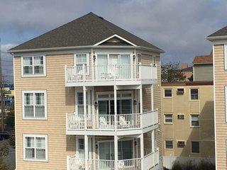 HUGE Ocean Side Home, POOL, Steps to Beach - Ocean City vacation rentals