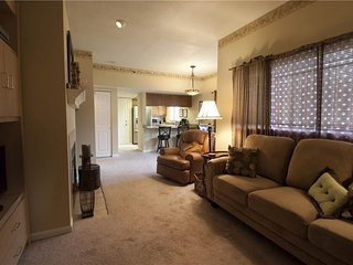 Nice Condo with Fitness Room and Parking - Copper Mountain vacation rentals