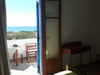 Depis on the beach triple apartment - Plaka vacation rentals
