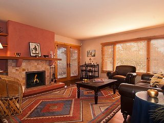 Perfect House with A/C and Television - Santa Fe vacation rentals
