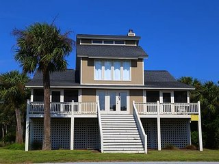 "1305 Palmetto Blvd - ""Stepping Stone"" - Edisto Beach vacation rentals"