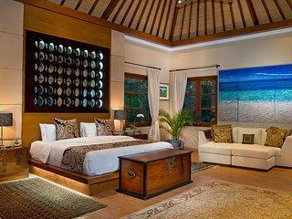 HUGE POOL | 4 BR BEACHSIDE LUXURY | VILLA PANTAI - Sanur vacation rentals
