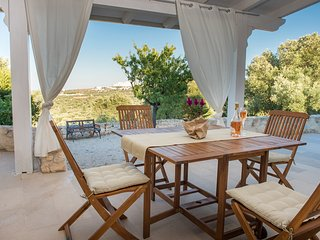 Apulia sea view villa - at 2000 m from Ostuni White City down town -sea at 10' - Ostuni vacation rentals