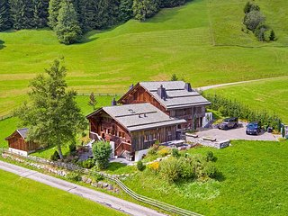 Sunny Villa with Internet Access and Hot Tub - Saanen vacation rentals