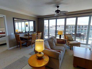 Maui Westside Properties: Hokulani 612 - Great Ocean Views! - Ka'anapali vacation rentals