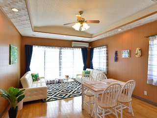 Middle of Oki, near American Village & Rycom mall - Chatan-cho vacation rentals