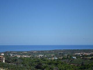 semi detached bungalow in Crete, great seaview - Rethymnon vacation rentals