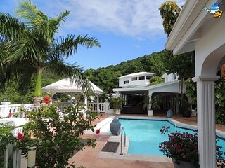 Beautiful Villa with EXCEPTIONAL VIEW ! - Anse Marcel vacation rentals