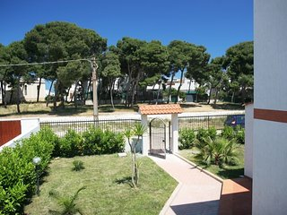 Apartment with english lawn on the way right  - 100 m from the sea - 2 terrace - Specchiolla vacation rentals