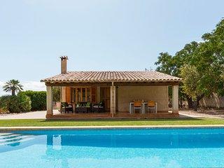 L03MLL New 2017 Pretty villa for 6 guests - Pollenca vacation rentals