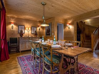 Chalet Bonnefous, Near Ski Lift & Samoens Centre - Samoëns vacation rentals