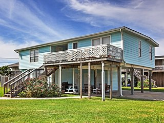 NEW! 2BR Galveston House - Minutes from Beach! - Galveston vacation rentals