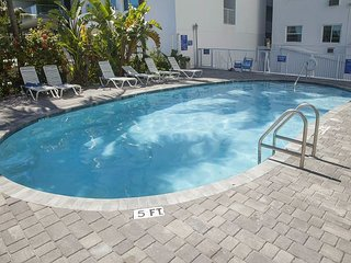 Oceanfront South Beach Studio – Ground Floor Unit in Ocean Walk - Miami Beach vacation rentals