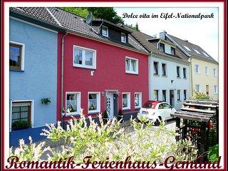 Romantik-Ferienhaus-Gemünd im Eifelnationalpark - Gemund vacation rentals