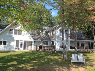 Bright House with Deck and Internet Access - Interlochen vacation rentals