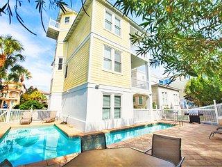 Athena: Sleeps 19, Private Pool, Beach 1 Min Walk! - Miramar Beach vacation rentals