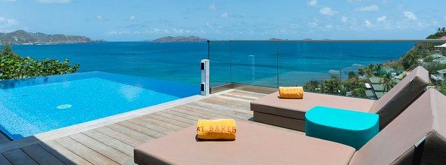 Villa Upside 3 Bedroom SPECIAL OFFER - Image 1 - Pointe Milou - rentals
