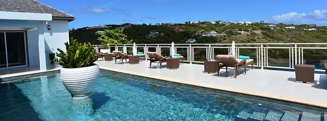 Villa Bellevue 5 Bedroom SPECIAL OFFER Villa Bellevue 5 Bedroom SPECIAL OFFER - Image 1 - Marigot - rentals