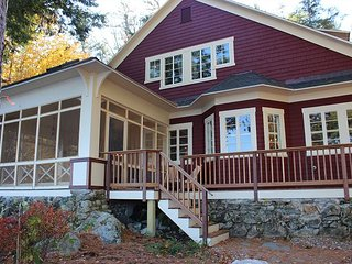 Lovely Vintage Lakehouse located on Lake Winnipesaukee (LAK22W) - Zhibek Zholy vacation rentals