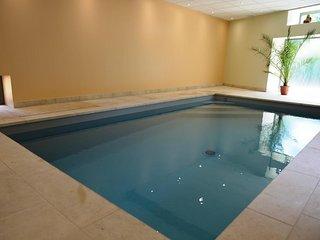 Gîte du château avec piscine intérieur - Lournand vacation rentals