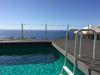 Ocean view Villa with pool and direct access sea - Plemmirio vacation rentals