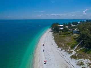 Serendipity Deux- 5Bed & heated pool & elevator - Anna Maria vacation rentals