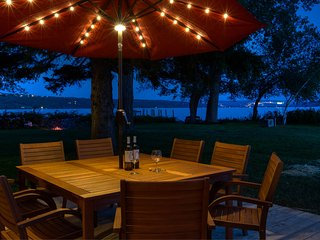 Almost an island in the middle of Cayuga Lake - Lansing vacation rentals