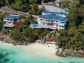 15%-20% off rent from owner: Sand Dollar Estate - Saint Thomas vacation rentals
