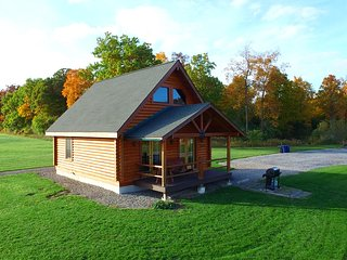 Honeoye Deluxe Cabin by Seneca Lake at Cobtree - Geneva vacation rentals