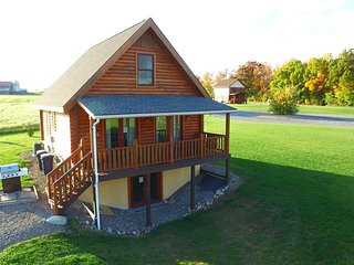 Otisco Deluxe Cabin by Seneca Lake at Cobtree - Geneva vacation rentals