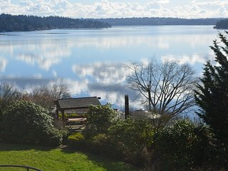 Stunning Lake View Suite btw Seattle & Eastside - Mercer Island vacation rentals
