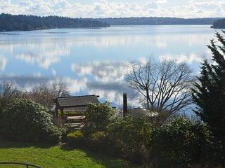 Stunning Lake View Suite btw Seattle & Eastside - Mercer Island vacation rentals