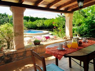 Santuiri - 1bedroom villa walking distance to Pollensa town. Ideal for couples - Pollenca vacation rentals