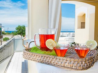 Pineta mare -Apartment sea view Puglia at 250 m from the beach - market at 300 m - Specchiolla vacation rentals