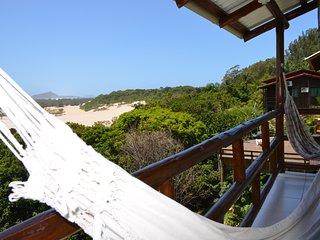 Linda/Nova Suíte com Varanda e Belo Visual - Praia da Gamboa - Garopaba vacation rentals
