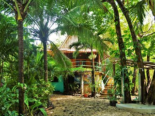 Marea Alta Retreat 2 Beach as close as you can get - Nosara vacation rentals