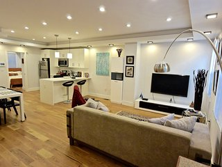 Beautiful Contemporary Garden Duplex in Brooklyn! - Brooklyn vacation rentals