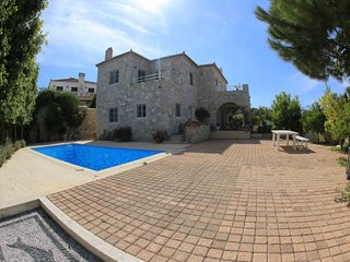 Elegant Spetses private pool villa Arte for 10-12 - Spetses Town vacation rentals