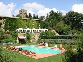 Holiday in Tuscany - Riding, biking, relax - Grotte di Castro vacation rentals