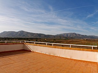Nice Condo with A/C and Shared Outdoor Pool - Oropesa Del Mar vacation rentals